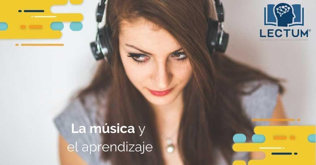 Música y aprendizaje, de la mano